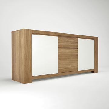 Bufet cu 3 uși și 1 sertar Campton