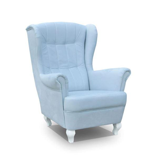 Fotoliu albastru Windsor