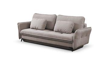 Canapea extensibilă 3 locuri bej Largo