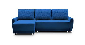 Colțar extensibil interschimbabil albastru Rumba